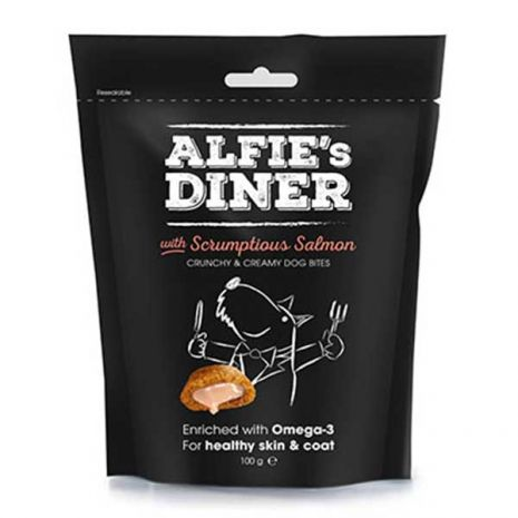 alfie's diner pentanostimos salmon