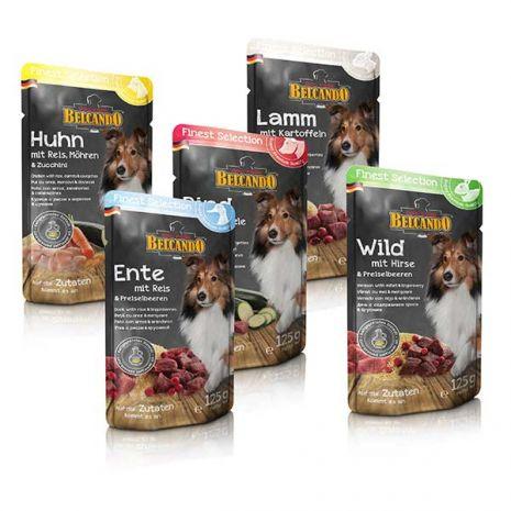 Belcando Finest Selection Γευστικά Φακελάκια Σκύλου