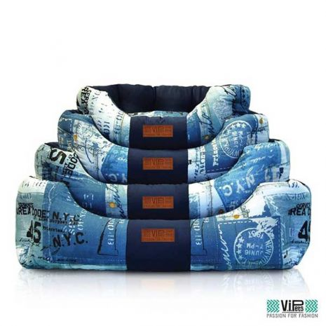 comfy καναπές σκύλου πουφ epets
