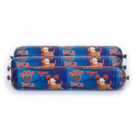 DOCA PET Σαλάμι για Σκύλους Mix Κρεάτων