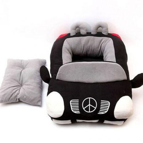 Κρεβάτι σκύλου σε σχήμα αυτοκινήτου Mercedes