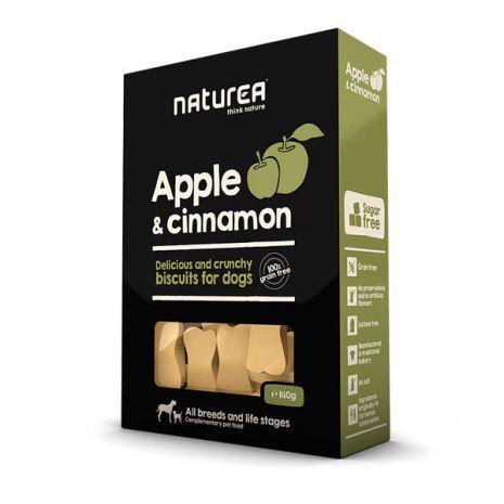 naturea biscuits apple & cinnamon