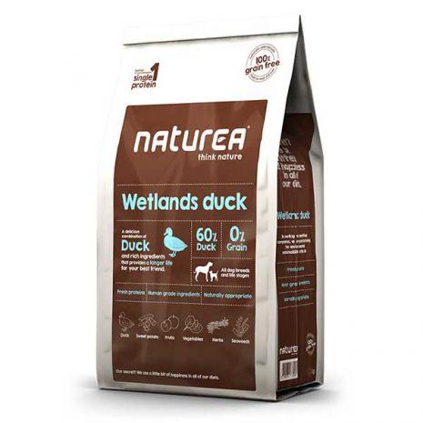 naturea adult wetlands duck grain free 2kg epets