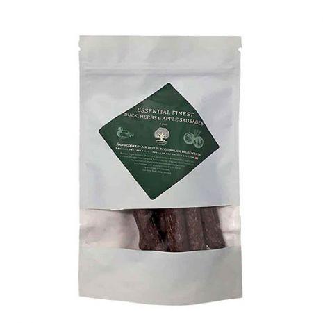 ESSENTIAL Finest Duck, Herbs & Apple Sausages