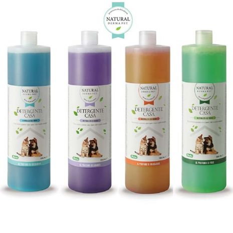 natural derma pet υγρό καθαρισμού epets