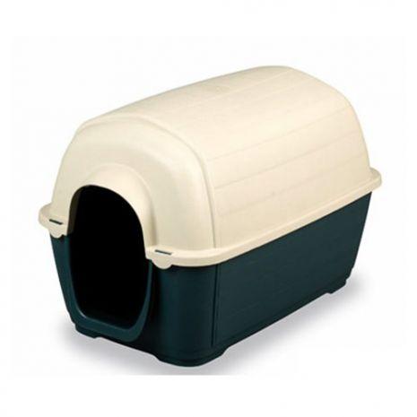 plastic dog kennel large 89cm