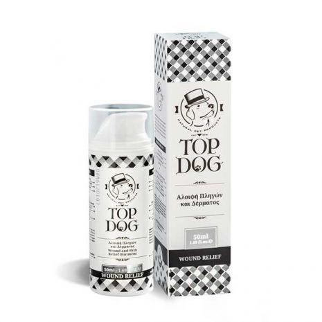 TOP DOG Αλοιφή για πληγές σκύλων