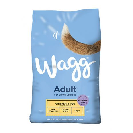 WAGG Adult Complete Chicken & Veg