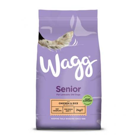 WAGG Senior Chicken & Rice